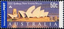 Australia 2000 Opera House Olympic rings International mint unhinged
