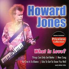 Howard Jones - What Is Love? and Other Hits [CD]