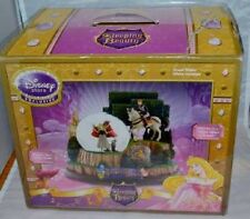 Disney Store Exclusive Sleeping Beauty Princess Aurora Musical Snowglobe new box