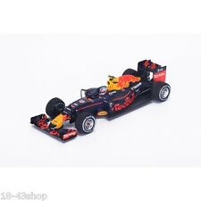 SPARK F1 S5019 Red Bull RB12 Tag Heuer n°33 Winner Spain GP 2016 Verstappen 1/43