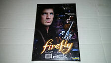 Firefly Out to the Black Card Game NEW SEALED