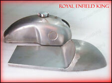 Benelli Mojave Cafe Racer Raw Fuel Tank With Seat Hood + Monzacap