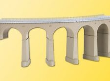 Kibri 39725 Single Track Viaduct Riedberg & Icebraker Piers - HO Gauge T48 Post