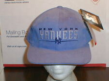 "VINTAGE RARE N.Y. YANKEES STARTER SNAP BACK EMBROIDERED HAT. ""THE RIGHT HAT"",NWT"