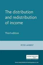 The Distribution and Redistribution of Income: Third Edition-ExLibrary