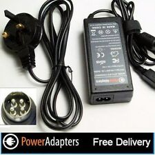 6.67A 4 Pin Din 4 pin 12v Power supply adapter with UK mains cable