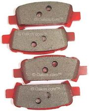 Carbotech Front Brake Pads (AX6), '13-'14 Focus ST    Part # CT1668-AX6