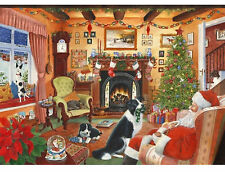 House Of Puzzles - 500 PIECE JIGSAW PUZZLE - Me Too Santa Collectors No 7
