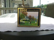Tender Cares Of Autumn 1000 Piece Jigsaw Puzzle William Phillips~ New & Sealed!