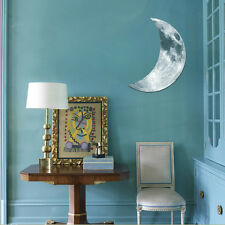 Luminous Moon Wall Sticker Crescent Moon Wall Sticker Romantic BedroomDecoration