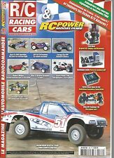 R/C RACING CAR N°182 ASSOCIATED SC8 PRO TRUCK / BAJA FG 4WD SPORTLINE / HYPER 9