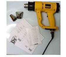 DEWALT Heat Gun D26411 1800W 50-600 220V dryer w/2 x Nozzles