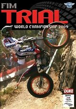 FIM Trial World Championship - Official Review 2009 (New DVD) Motorcycle Outdoor