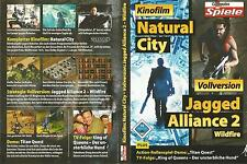 Natural City / Spiel (Jagged Alliance 2) / Computer-Bild-Spiele-Edition / DVD