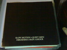 "7"" ULTRAVOX 3T SLOW MOTION (UK 1979)"
