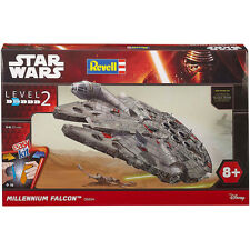 Revell Star Wars Build & Play Millennium Falcon Escala 1:72 Nivel 2