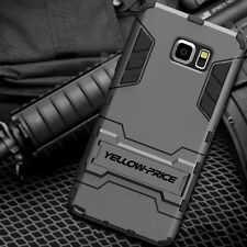 Hybrid Shockproof Armor Hard Bumper Soft Case Cover For Samsung Galaxy Note 5