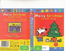 Maisy-Christmas And Other Stories-2000-[10 Episodes]-Animated Maisy-DVD