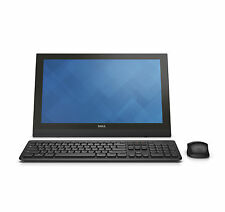 New Dell I3043 AIO All in ones laptops, 4gb/500gb 19 inch