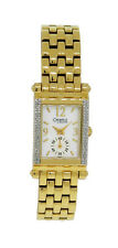Caravelle by Bulova 45R002 Women's Mother of Pearl Rectangular Analog Watch