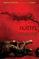 HOSTEL MOVIE POSTER ~ CHAIR 24x36 Horror Eli Roth