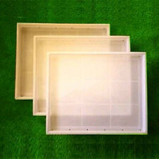 3-Pack Replacement Wheatgrass Growing Trays for EasyGreen Sprouter