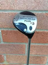 Callaway Big Bertha Steelhead PLUS 3 Wood Golf Club