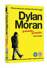 NEW SEALED Region 2 DVD Dylan Moran YEAH YEAH Stand Up Comedy LIVE IN LONDON