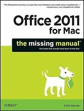 Office 2011 for Mac by Chris Grover (2011, Paperback)