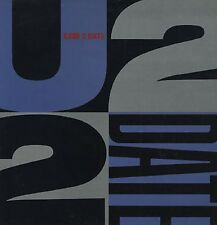 U2 2 Date 1989 UK promotional-only sampler Vinyl LP Record U22D1 EXCELLENT CONDI