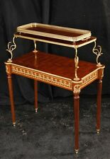 French Empire etagere Tiered Table Tray Stands Server