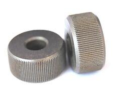 Pair of 3/4 Diameter HSS Knurls Fine KN07 For Lathe Knurling Tool Straight