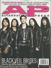 Alternative Press magazine Black Veil Brides All Time Low Sleeping With Sirens