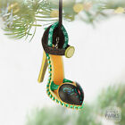 Disney Parks Authentic Frozen Anna Runway Shoe Ornament NEW Christmas holiday