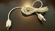 USED - 6ft BELKIN Genuine Charging Cable for 2G iPod Shuffle - F8Z190 v.1