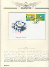 1999 Portugal 75th Anniversary of the Portugal Macau Air Connection FDC