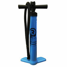 Inflatable SUP Pump - Two Stage Dual Action - 2L Air Capacity - 29 PSI - Riber