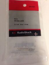5mm White LED #276-0320 By RadioShack