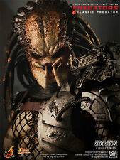 PREDATORS~CLASSIC PREDATOR~SIXTH SCALE FIGURE~HOT TOYS~MIB
