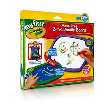 Crayola My First Mess Free Doodle Board Free Shipping New