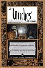 Witches' Almanac 2008 Witches' Almanac: Complete Guide to Lunar Harmony Issue