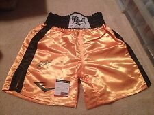 "FELIX ""TITO"" TRINIDAD Signed Autograph Auto Everlast Boxing Trunks Shorts PSA"