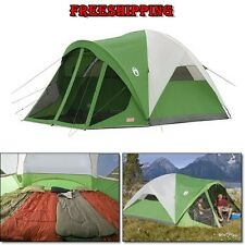 Family Room Camping 6 Person Cabin Tent Dome Party Campers Outdoor Travel Canyon