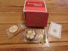 AMERICAN GIRL  REBECCA STAGE MAKEUP SET NEW IN BOX RETIRED FREE SHIPPING