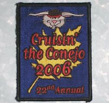 Cruisin' the Conejo 2006 Patch - Cycling - California