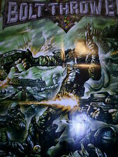 BOLT THROWER - HONOUR VALOUR PRIDE - POSTER 45 x 57 cm DEATH METAL TOP