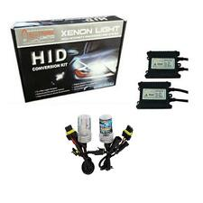 HB3 9005 55W 6000K Xenon Hid Luci Anteriori mainbeam Kit di conversione Venditore UK Seller
