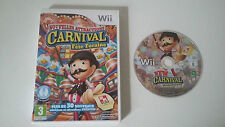 NOUVELLES ATTRACTIONS CARNIVAL FETE FORAINE - NINTENDO WII - JEU WII