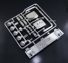 Tamiya Super Clod Buster Genuine 58423  Chrome Part H