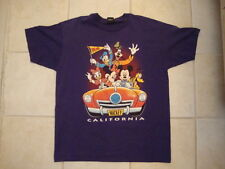 Vintage Mickey Mouse Disney California Road Trip Graphic Print T Shirt L